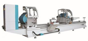 LJZ2B-500x4200 Precise Double Mitre cutting Saw