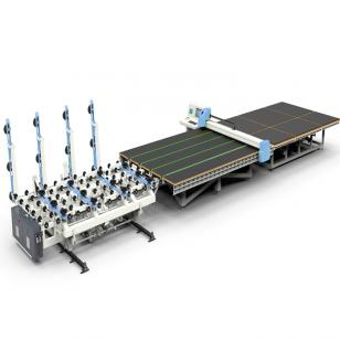 JTL-CNC-4228 Automatic Glass Cutting Machine Line